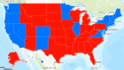 Thumb us election map